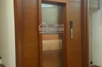 Nhà mp Linh Lang, Đội Cấn, thang máy, nội thất vip 60m2, 6t, mt 6.8m chỉ 17 tỷ 900 triệu