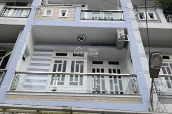 Nhà HXH 5m thông 4x15m Phan Huy Ích, P12, Gò Vấp