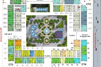 Bán gấp căn hộ 106m2 tòa CT2 chung cư Eco Green Nguyễn Xiển, gía rẻ nhất thị trường, LH: 0763092626