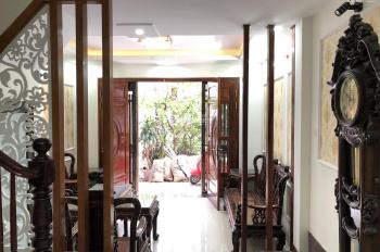 Bán nhà Hoàng Đạo Thúy, Lê Văn Lương, 45m2x6T, 7 phòng, 2 mặt thoáng, đủ nội thất ngõ thông, 4.1 tỷ
