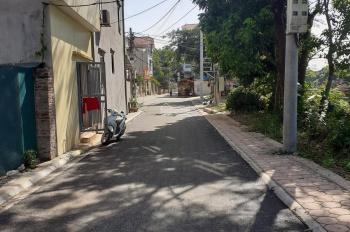 Mảnh đất ở thị trấn Trâu Quỳ Gia Lâm cực rẻ 57m2, MT 5m cần bán nhanh trong tháng chỉ 24 tr/m2