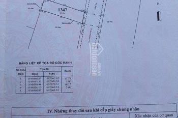Bán đất mặt tiền hẻm 301 Vườn Lài, gần phà, giá 9.8 tỷ
