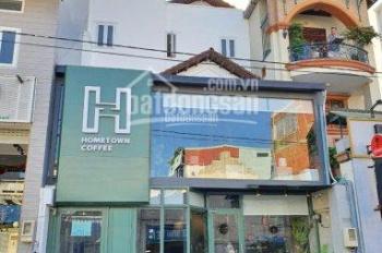 Nguyễn Thị Minh Khai, Quận 3, diện tích: 9x30m, trệt lầu, tiện làm showroom