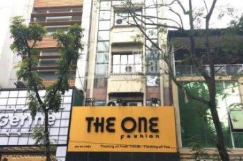 Nhượng lại hợp đồng thuê nhà tại 256 Bà Triệu, Hà Nội