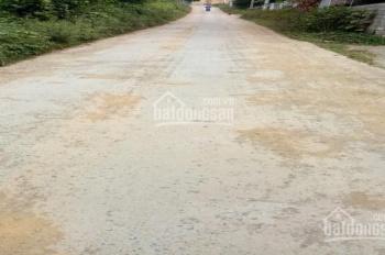 Bán đất Lương Sơn Hòa Bình 4204m2 có ao, mặt đường bê tông 70m, cách QL6 500m, Hà Nội 40km