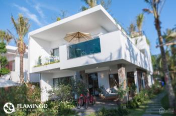 2,8 tỷ Nhượng Bán biệt thự Flamingo Đại lải giá rẻ, có bể bơi , sổ đỏ chính chủ. LH 0974141554