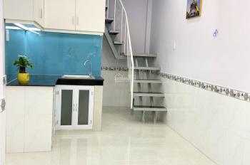 Bán nhà sổ riêng 2 phòng ngủ đường quang trung gò vấp