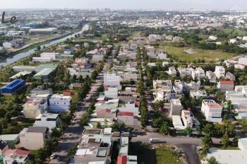 Bán lô góc 2 mặt tiền đường 3, KDC Vĩnh Phú 2. 197m2 (10,5x20)