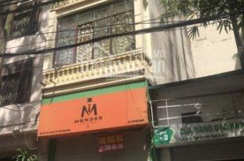Chính chủ cho thuê nhà Trần Đăng Ninh DT: 38m2 x 4 tầng, 1 lửng, giá: 17tr/tháng. LH: 0972027386