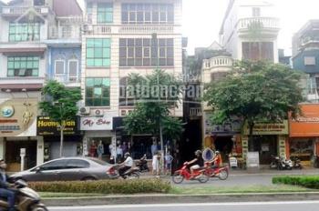 Bán nhà Trung Yên 3, phường Trung Hòa, 135m2, MT 6.5m, đường hè 10m, kinh doanh đỉnh cao