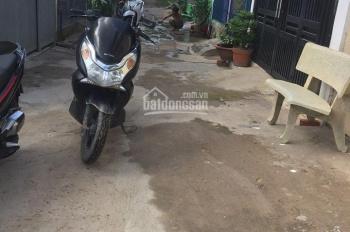 Bán nhà giá rẻ huyện Bình Chánh 1 lầu, 1 trệt, hẻm thông ở Ấp 2, Vĩnh Lộc A