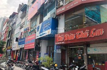 Hot! Cho thuê nhà 3 tầng phố Nguyễn Trãi, quận Thanh Xuân, DT: 54m2 x 3 tầng, gần ngã tư Khuất Duy