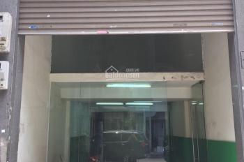Chính chủ cho thuê nhà mặt phố Ngô Thì Nhậm, Hai Bà Trưng, DT 90m2 x 4T, mặt tiền 4.3m, nhà mới đẹp