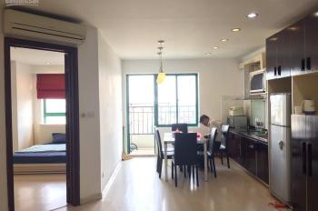 Chính chủ cho thuê căn hộ chung cư 93 Lò Đúc, diện tích 130m, 3 PN, đủ đồ, tầng 12, view sông hồng