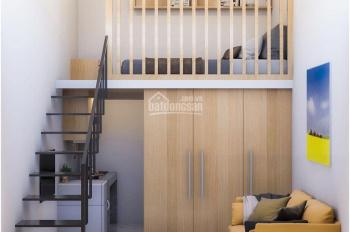 Cho thuê tòa nhà làm căn hộ dịch vụ tại Cầu Giấy. DT 180m2, xây 4 tầng nhà mới 28 phòng khép kín