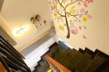 Cho thuê nhà HXH 536 Âu Cơ gần trường học, BV Tân Phú, P10. DT 4m x 18m, 1T 2L 4PN giá 13tr/tháng
