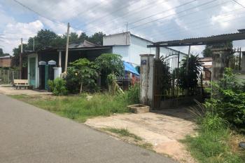 Chính chủ cần bán lô đất nhỏ ở Phạm Văn Cội mặt tiền đường nhựa 490, ấp 1, DT 5.5x39=218m2 TC 173m