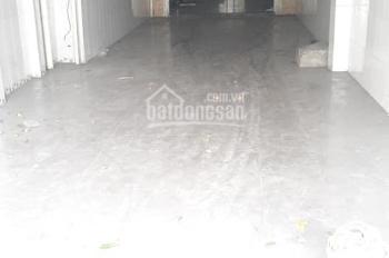 Cần cho thuê nhà mặt tiền huỳnh tấn phát, Quận 7 gần khu chế xuất Tân Thuận. Nhà có 2 lầu Diện tích