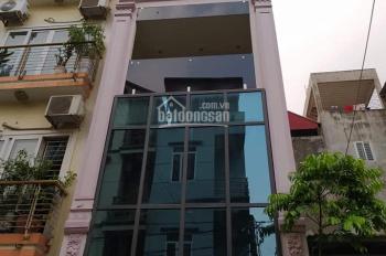 Bán nhà mặt phố Đông Quan 50m2, 5 tầng, giá 8 tỷ đang cho thuê dịch vụ viễn thông