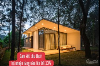 Vốn 1 tỷ sở hữu ngay biệt thự Hilltop Villa sổ đỏ lâu dài 140m2, cam kết thuê 180tr/năm. 0963509460