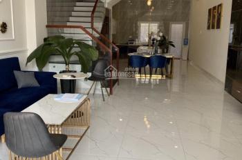 Bán biệt thự cao cấp Hưng Phú Q8 phong cách Châu Âu, đầy đủ nội thất, NH hỗ trợ 70%. LH: 0902498801