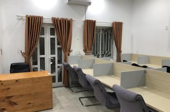 Văn phòng tầng trệt cho thuê - full nội thất