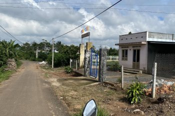 2 MT nở hậu đất thổ cư Đoàn Thị Điểm, xã Lộc Thanh, TP Bảo Lộc, Lâm Đồng
