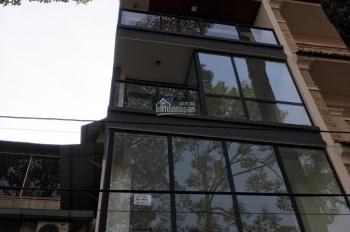 Cho thuê 6 tầng, 386 Võ Văn Tần, Phường 5, Quận 3, DT 4.5mx18m, giá 70 triệu/tháng nét