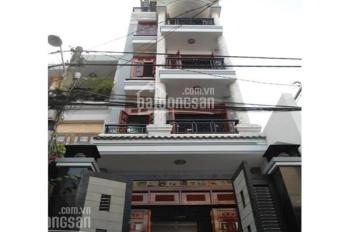 Cho thuê nhà mới đẹp 5 tầng mặt tiền đường Thống Nhất, P. Tân Thành, Q. Tân Phú