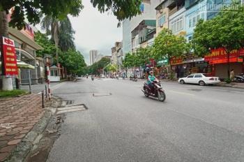 Mặt phố Trần Quốc Hoàn, Cầu Giấy, sổ đỏ chính chủ, 25m2 * 5T, MT 4m, 8.2 tỷ