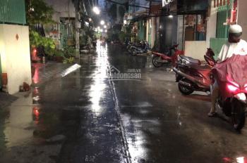 Quận 5 Nguyễn Trãi hẻm 5m thông 3 lầu đúc BTCT 7.4 tỷ