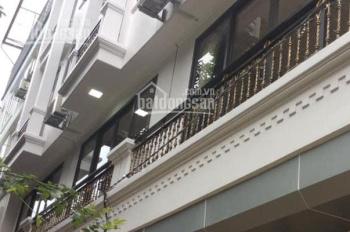 Nhà đẹp - thang máy phố Nguyễn Khang 46m2 x 6 tầng, 6.2 tỷ