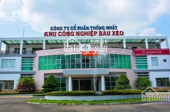 Đất dự án cạnh KCN, mặt tiền QL 1A Trảng Bom. 90m2, giá 1 tỷ 2 / nền