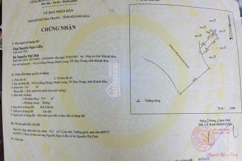 Cần bán gấp nhà mặt tiền ngay vòng xoay lớn Lê Hồng Phong - Nguyễn Đức Cảnh