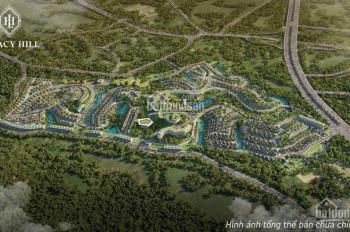 Khu biệt thự nghỉ dưỡng 5 sao - Legacy Hill Lương Sơn, Hòa Bình. LH: 0987.175.800