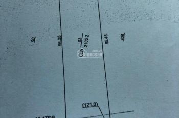 Bán đất mặt tiền ĐT 744 thuộc An Tây, Bến Cát, Bình Dương