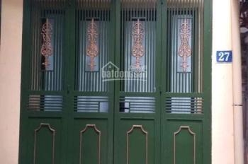 Bán nhà đẹp Đội Cấn, Ba Đình, 35m2, 4 tầng, 3.6m mặt tiền, giá chỉ 2.7 tỷ