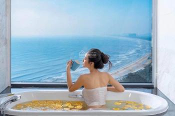 Bán căn 2 ngủ 64 m2 view biển + view TP giá gốc 24triệu/m2 0966382595 cắt lỗ