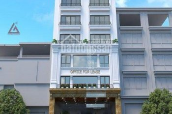 Bán nhà mặt ngõ phố 93 Hoàng Văn Thái. DT 100m2 xây 5 tầng có thang máy, mặt tiền 5m