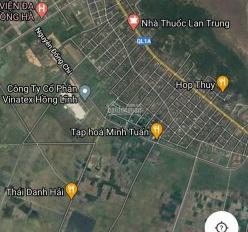 Bán đất đường 1B (Nguyễn Đổng Chi) thị xã Hồng Lĩnh, giá 690 tr/lô