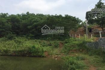 Cần bán lô đất 6700m2 làm nhà vườn nghỉ dưỡng xã Tiến Xuân, Thạch Thất