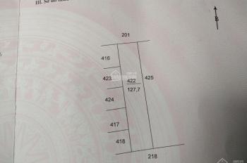Cần tiền bán gấp đất thổ cư 127m2, 1 tỷ Gò Đen, Bến Lức, Long An (còn thương lượng)