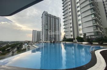Căn hộ sân vườn 121m2 3 PN The Zen Gamuda view bể bơi, 30% bàn giao trả chậm 2 năm, 098 248 6603