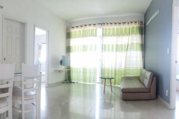 Cần bán căn hộ chung cư Bình Khánh khối nhà E lô J, view nhìn Landmark 81 thoáng mát, nội thất