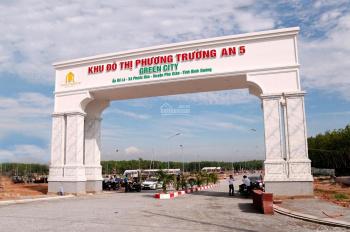 Bán đất KĐT Phương Trường An 5 đã có sổ xây dựng ngay, TC 100% giá TT 590tr. Hotline: 0989.663.324