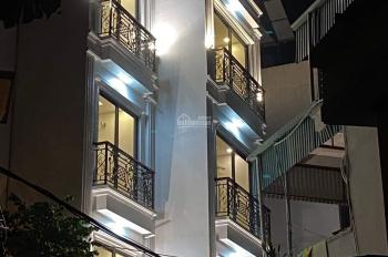 Bán nhà 5 tầng phố trung tâm Ngọc Lâm, cách cầu Chương Dương 150m, xây cao cấp nội thất xịn