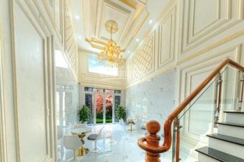Chính chủ cần bán gấp căn nhà mặt tiền Bến Phú Định, DT: 4 x 28m, nhà mới xây