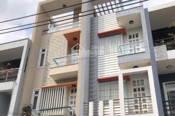 nhà chính chũ 3lầu DTsd 108m2  Nguyễn Thị Tú -Gò Mây đường 6m giá 1ty550