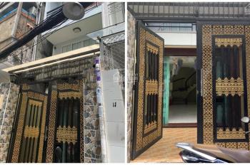 Cho thuê nhà nguyên căn mới Điện Biên Phủ, Quận 10