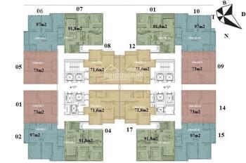 Bán căn hộ 2PN - 2WC đẹp nhất - Dreamland Bonanza - 23 Duy Tân - 2,7 tỷ